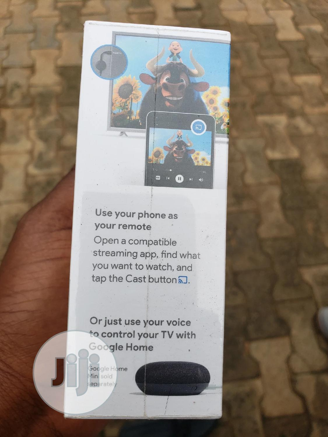 Google Chromecast Compatible With Netflix,Youtube, Hulu, | Accessories & Supplies for Electronics for sale in Ikeja, Lagos State, Nigeria