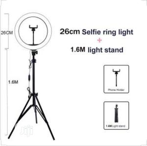 Led Selfie Ring Light And Phone Holder | Accessories for Mobile Phones & Tablets for sale in Lagos State, Lagos Island (Eko)