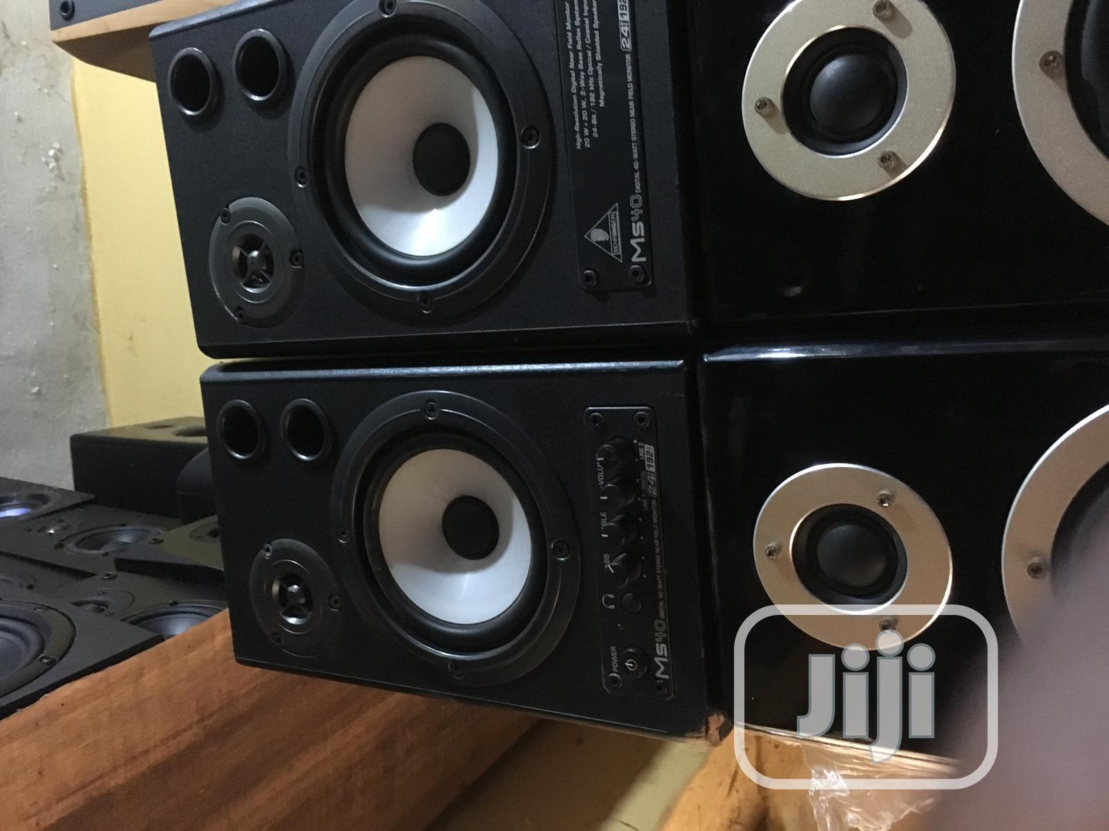 Tokunbo Studio Monitors | Audio & Music Equipment for sale in Ojo, Lagos State, Nigeria