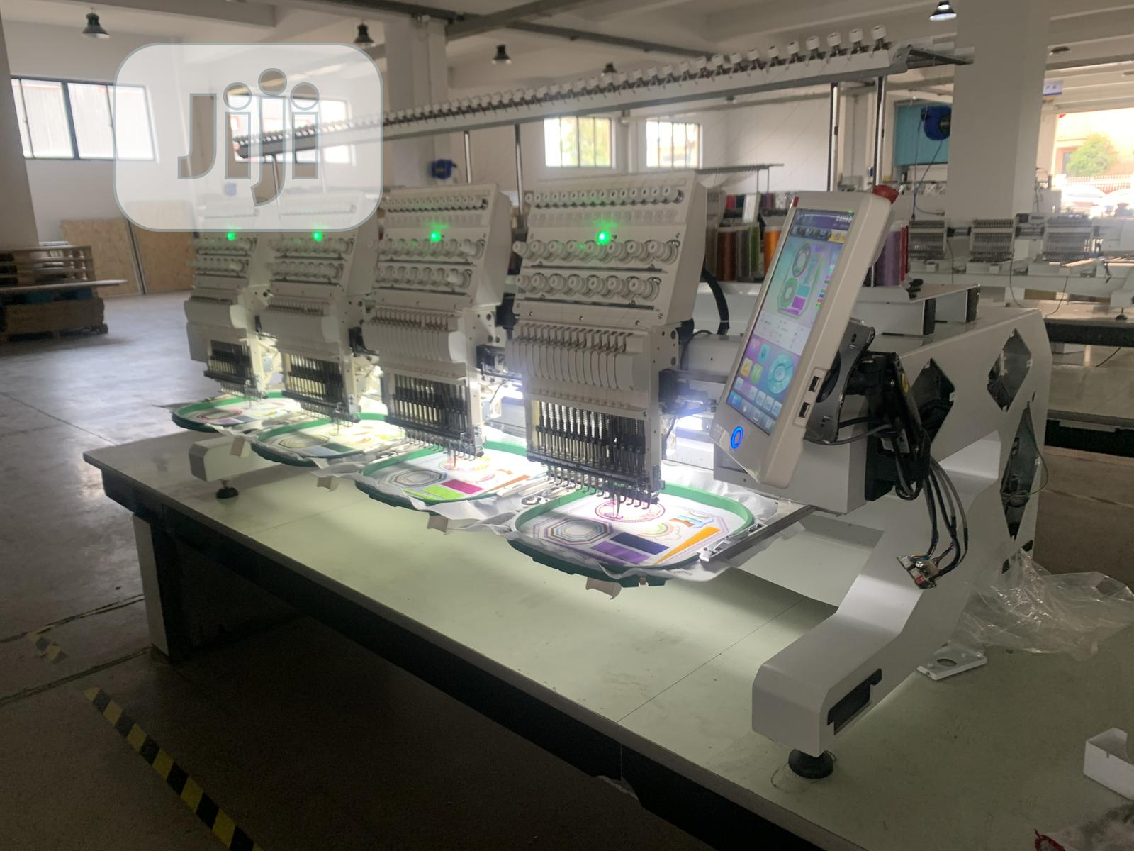 Embroidery Machine | Manufacturing Equipment for sale in Ikeja, Lagos State, Nigeria