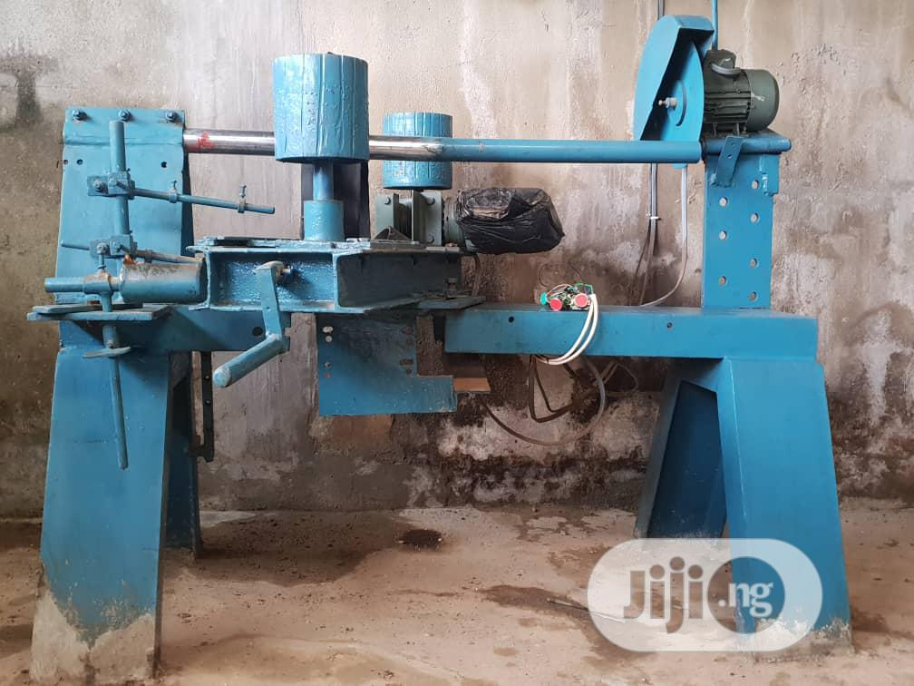 Tissue Paper Machine (Brand New Locally Fabricated) | Manufacturing Equipment for sale in Ikeja, Lagos State, Nigeria