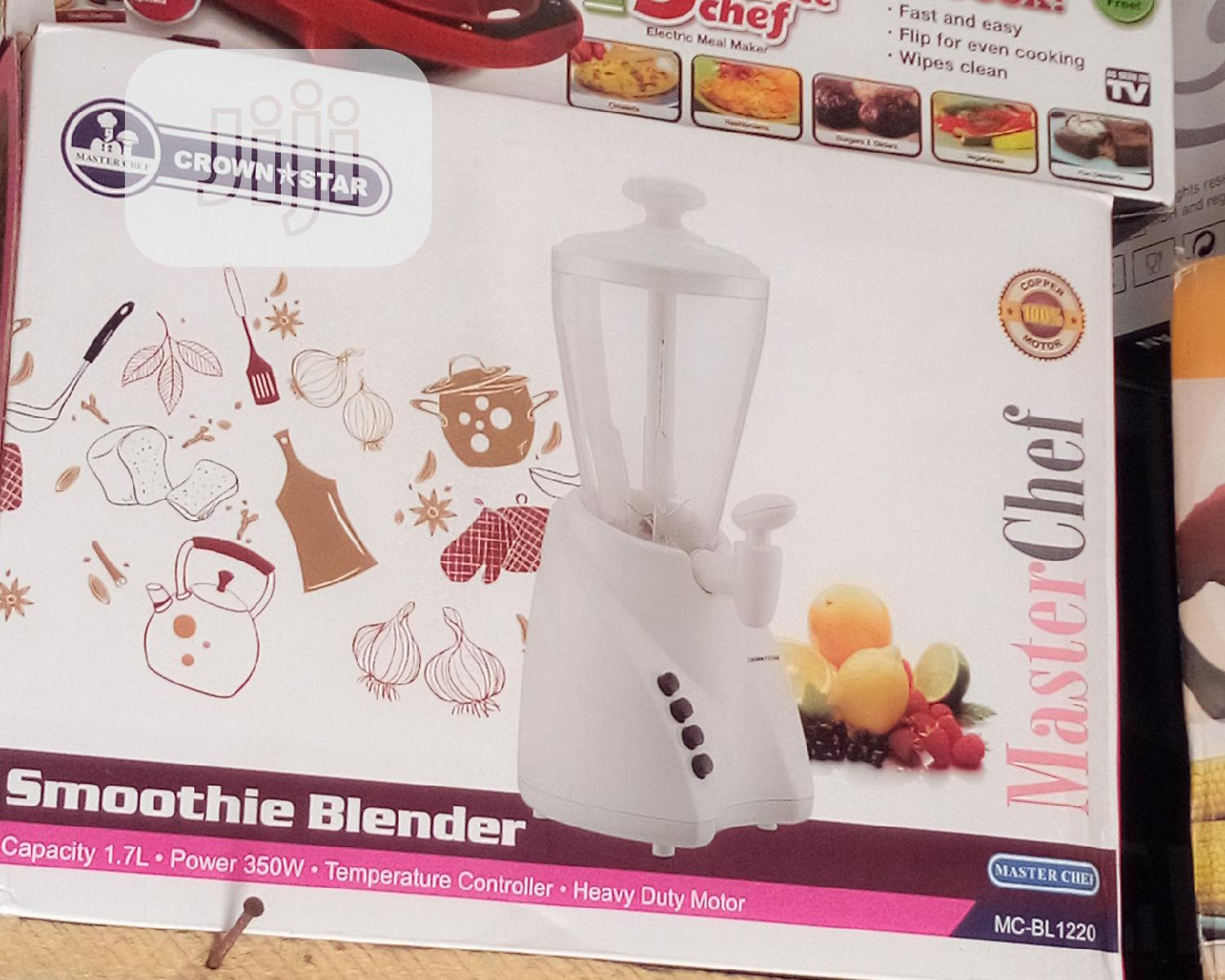 Archive: MASTER CHEF Smoothie Blender