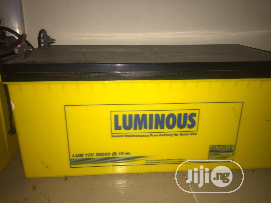 We Buy Used Batteries Abuja