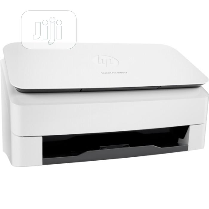 HP Scanjet Pro 3000 S3 Sheet-feed Scanner   Printers & Scanners for sale in Wuse 2, Abuja (FCT) State, Nigeria