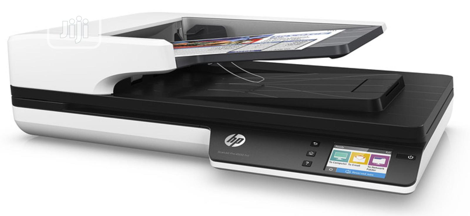 HP Scanjet PRO 4500 Fn1 Network Scanner | Printers & Scanners for sale in Wuse 2, Abuja (FCT) State, Nigeria
