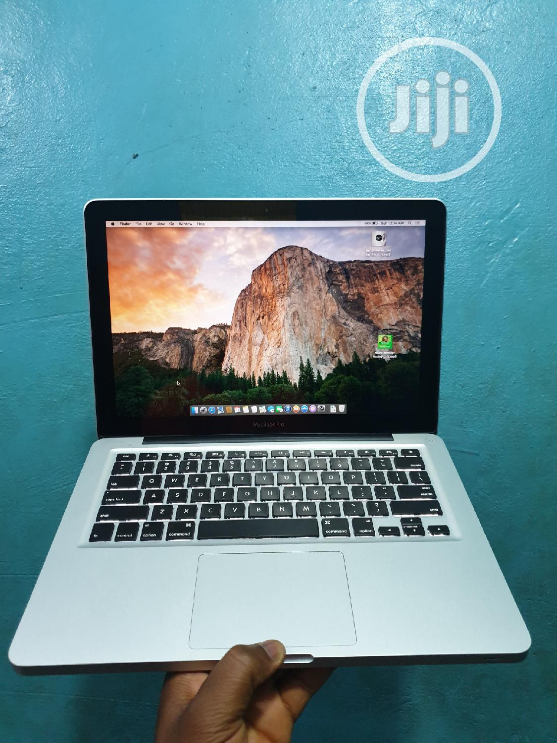 Laptop Apple MacBook Pro 2010 8GB Intel Core i5 HDD 500GB   Laptops & Computers for sale in Ikeja, Lagos State, Nigeria
