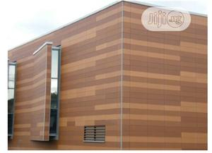 Wall Cladding With Composite Aluminium Installation | Building & Trades Services for sale in Lagos State, Ikeja