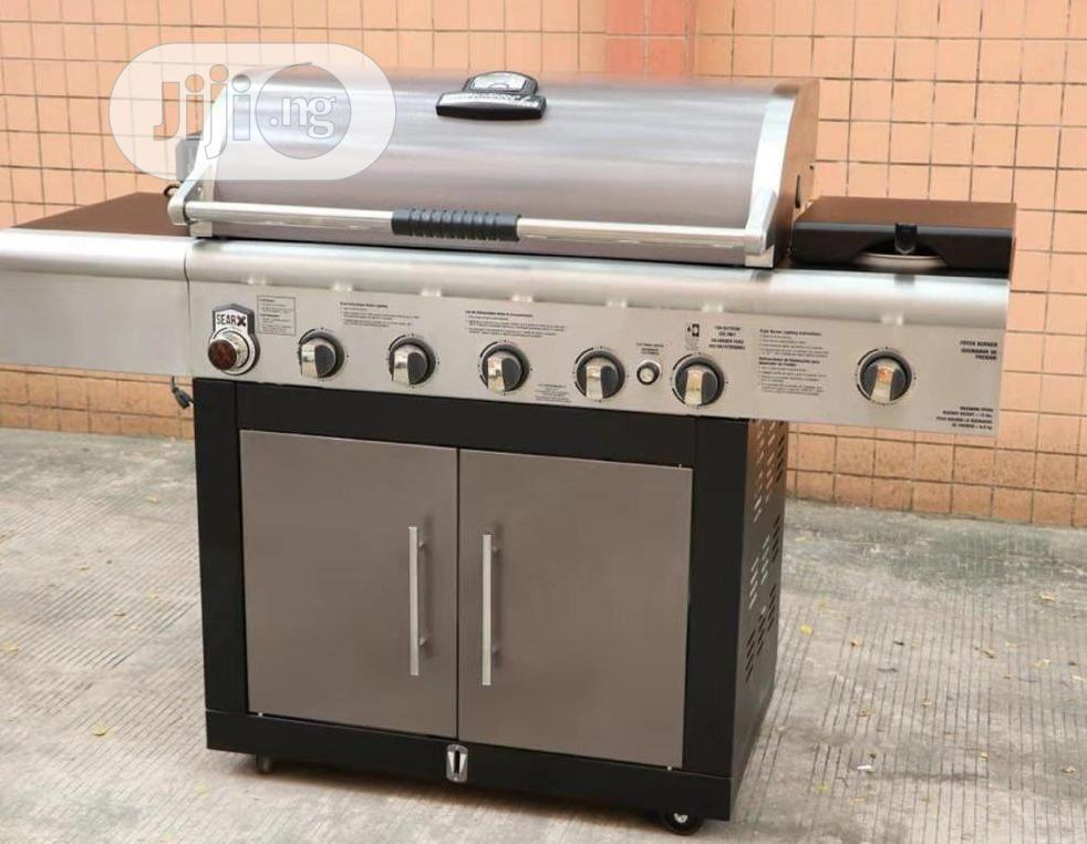 Archive: Gas Barbeque Grill