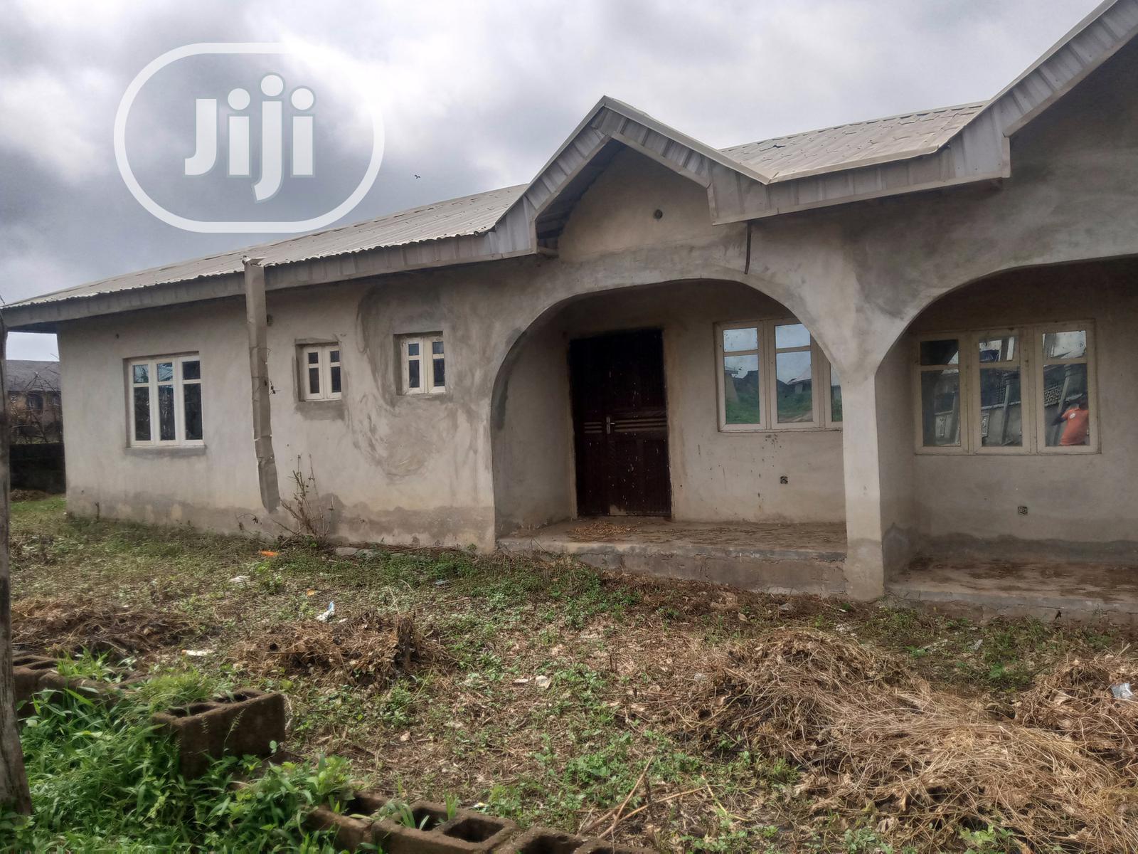 Newly Built Twin Flat Of 3bedroom At Arapaja Odoona Kekere