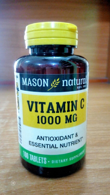 Mason Natural Vitamin C 1000MG