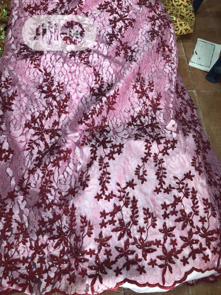 Archive: Lace Fabrics