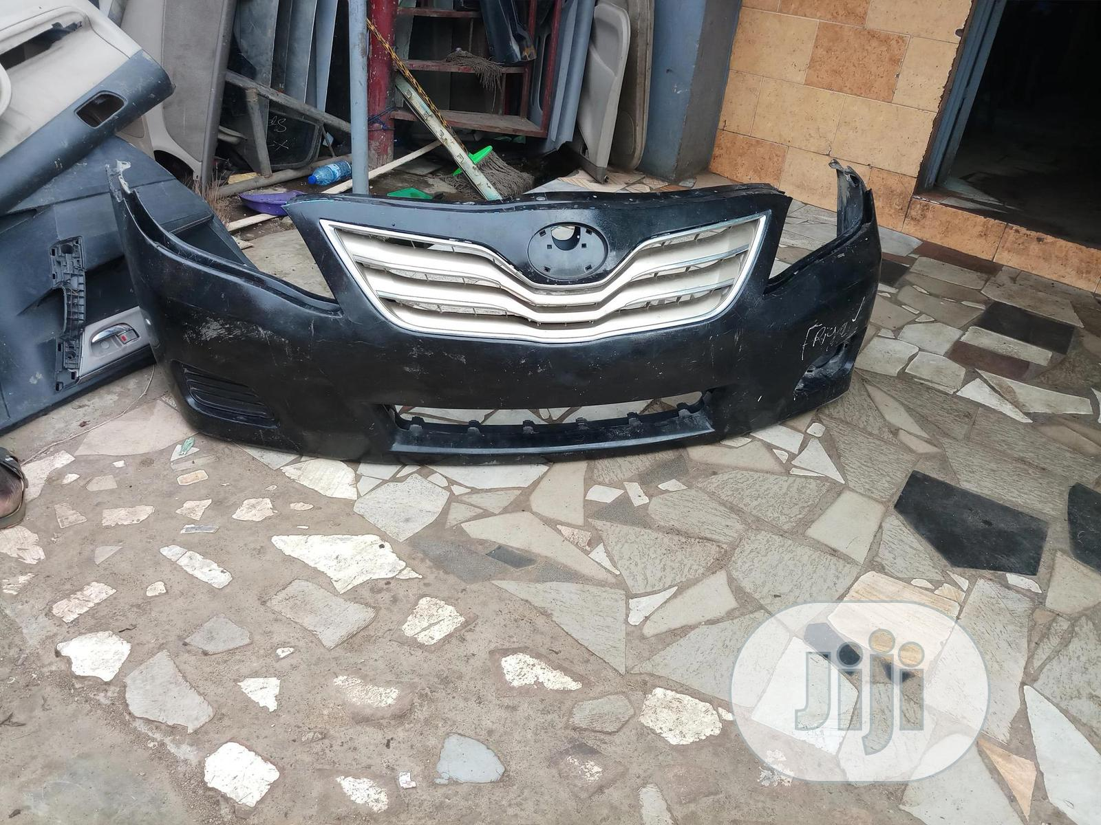 Front Bumper For Toyota Camry 2010