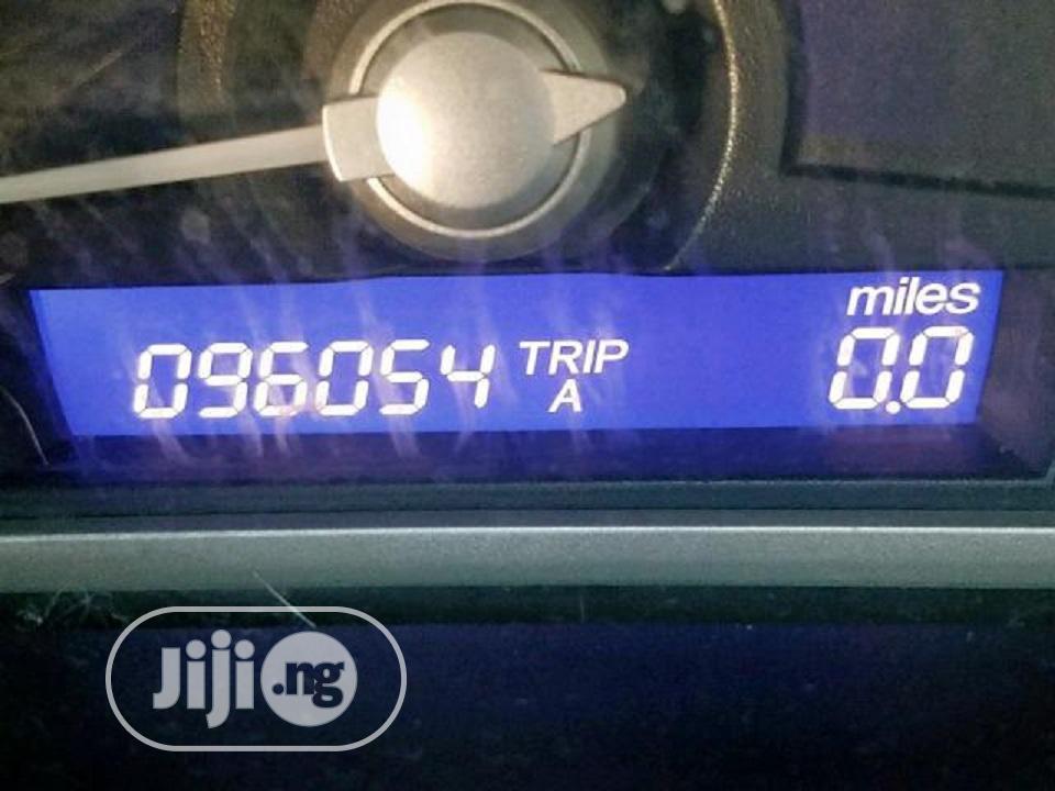 Honda Civic 2010 DX-VP Sedan Gray | Cars for sale in Ojota, Lagos State, Nigeria