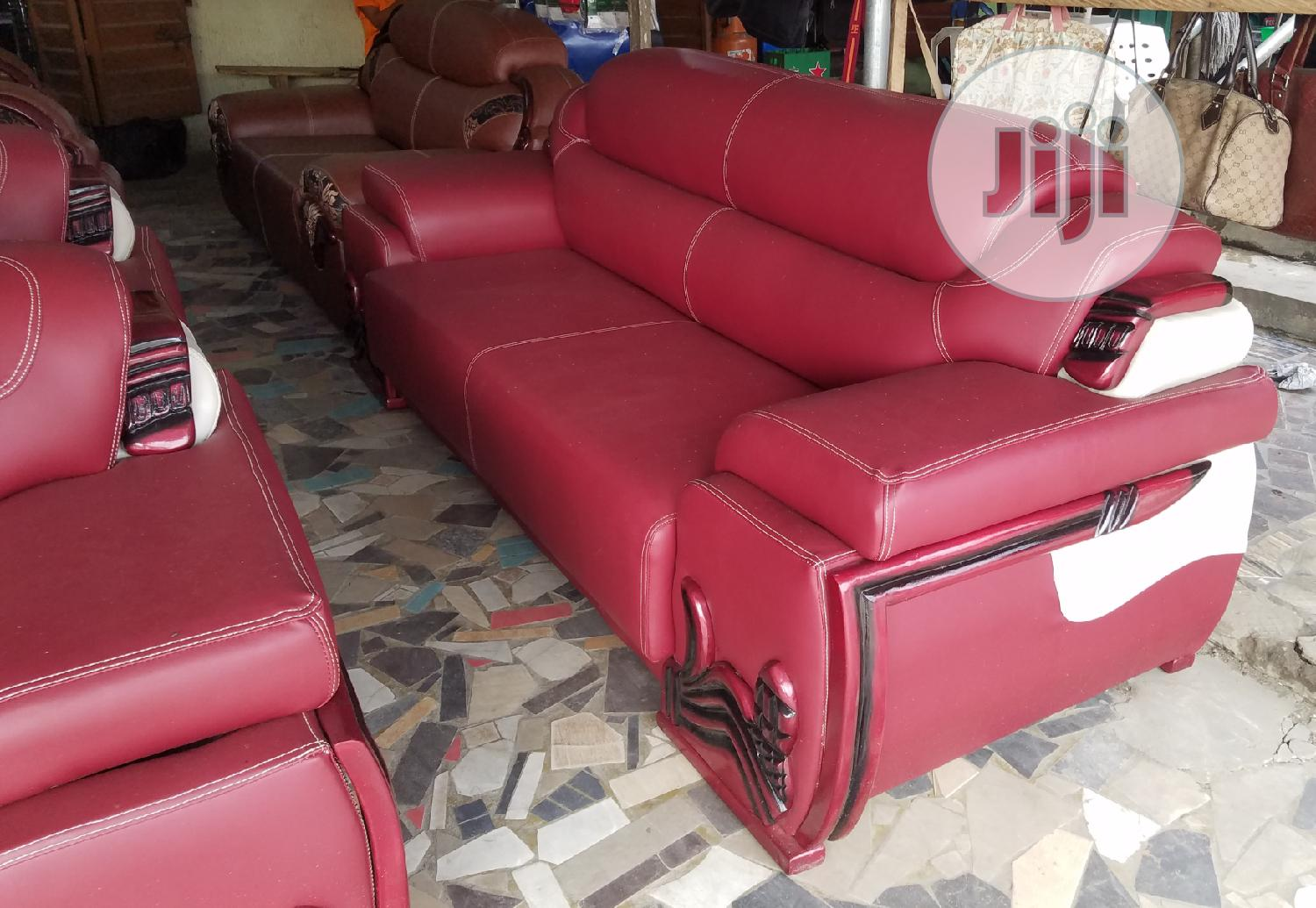 Latest High Quality Sofa | Furniture for sale in Ojo, Lagos State, Nigeria