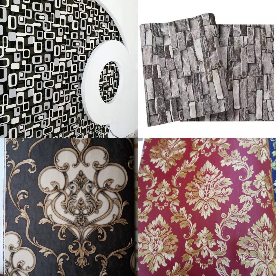 Best 3D Wallpapers (Designers) | Home Accessories for sale in Lagos Island (Eko), Lagos State, Nigeria