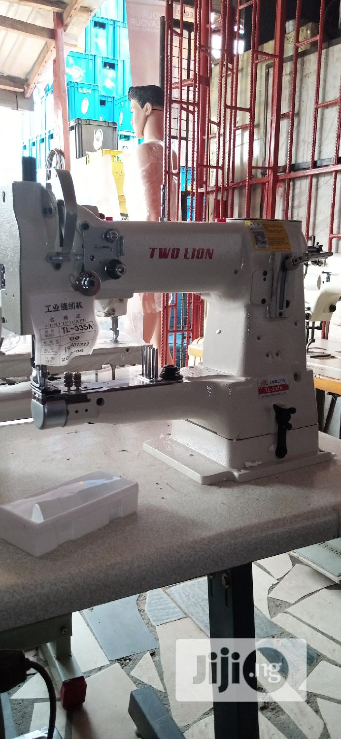 Twolion Cylinderbed Industrial Machine