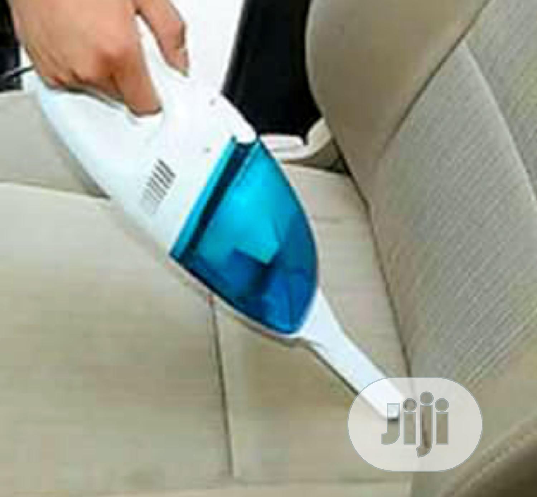 Handheld Car Vacuum Cleaner | Home Accessories for sale in Lagos Island, Lagos State, Nigeria