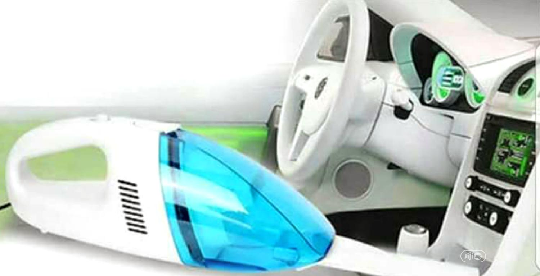 Handheld Car Vacuum Cleaner