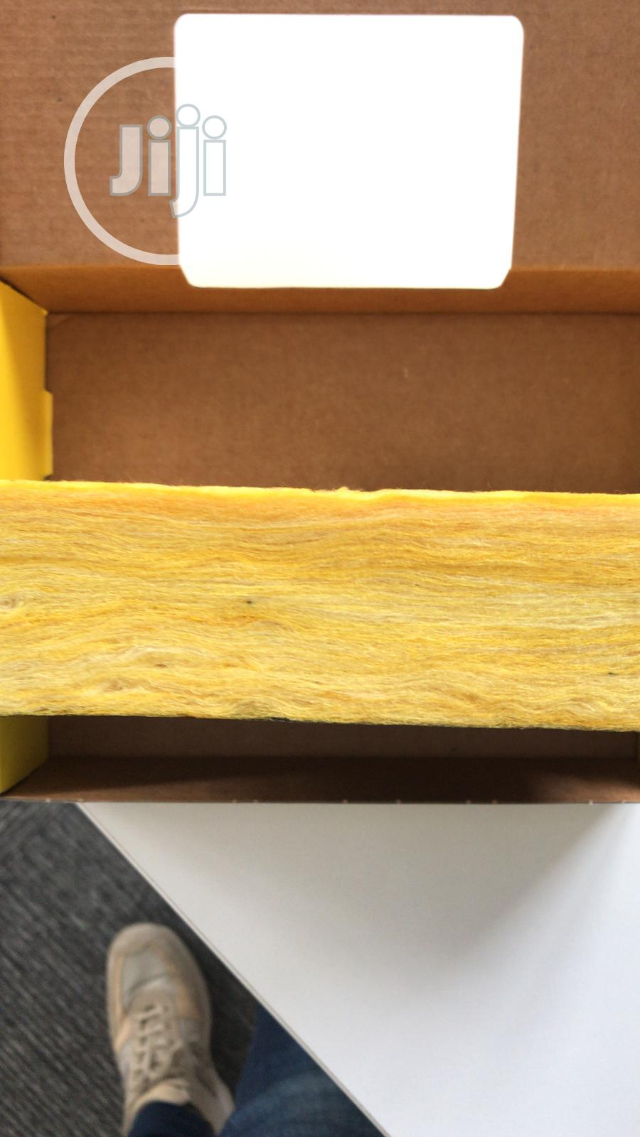 Rockwool - Fibreglass Insulation - Sound Proof Material | Building Materials for sale in Yaba, Lagos State, Nigeria