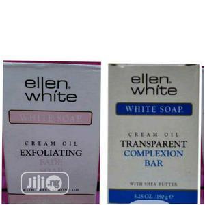 Ellen White Soap Cream Oil Exfoliating Fade Soap   Bath & Body for sale in Lagos State, Amuwo-Odofin