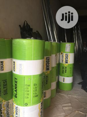 Rockwool - Fibreglass Insulation - Sound Proof Material | Building Materials for sale in Lagos State, Yaba