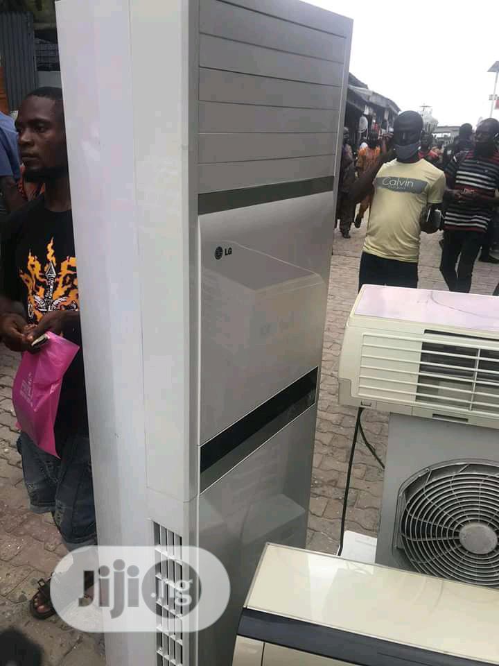 LG Floor Standing Air Condition   Home Appliances for sale in Ikeja, Lagos State, Nigeria