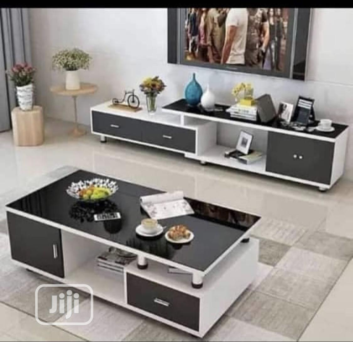 Tv Console/ Center Table