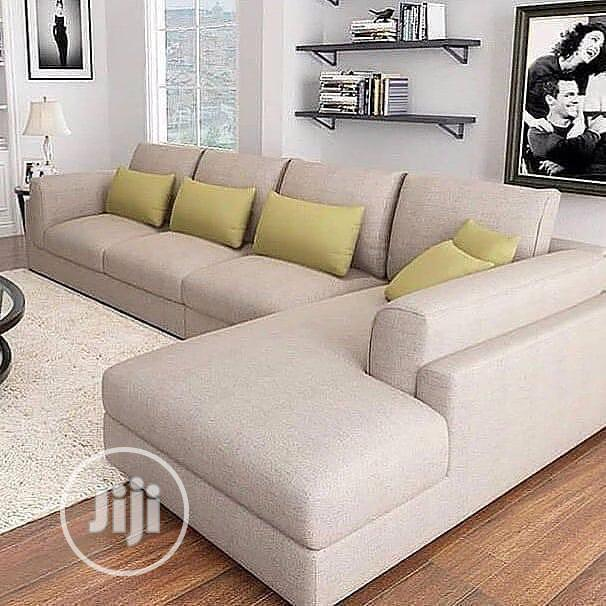Sectional L Shape Sofa
