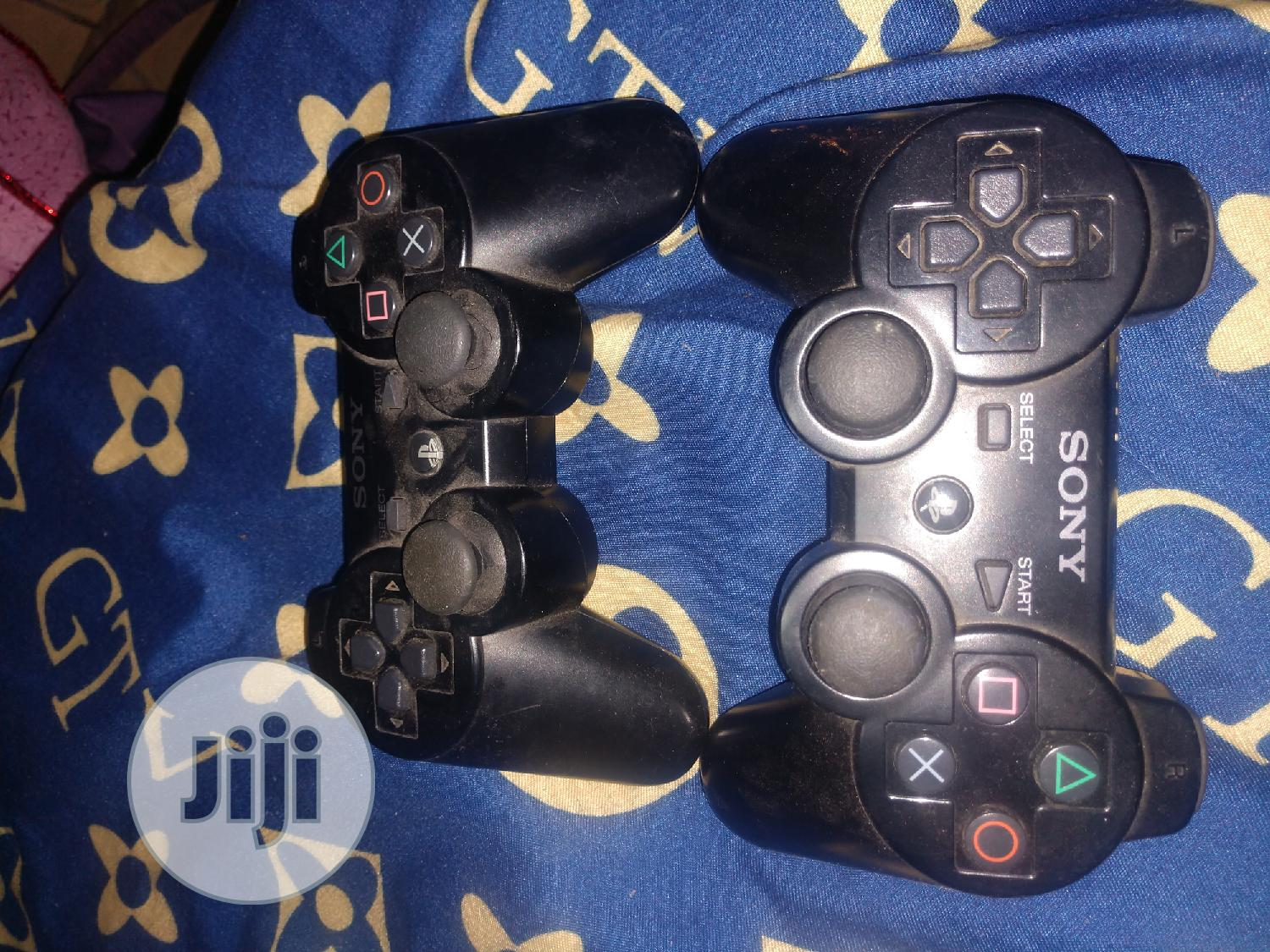 Dualshock 3 Pad (Playstation 3) | Accessories & Supplies for Electronics for sale in Port-Harcourt, Rivers State, Nigeria