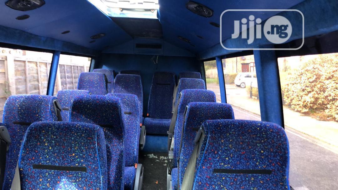 Archive: Mercedes-benz Sprinter Executive Bus
