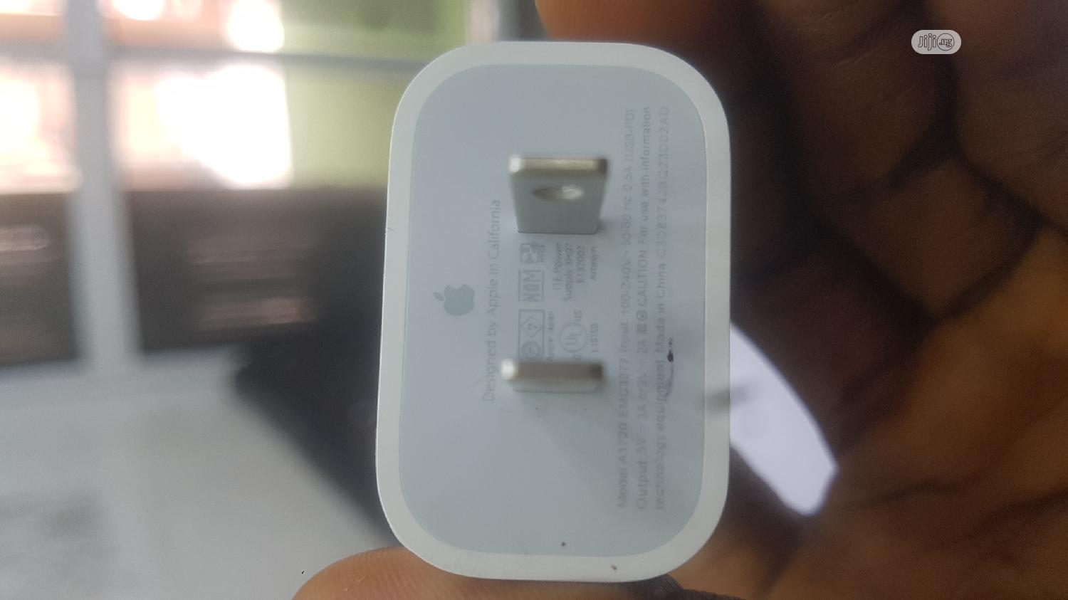 Apple iPhone 11 Charger | Accessories for Mobile Phones & Tablets for sale in Wuse 2, Abuja (FCT) State, Nigeria