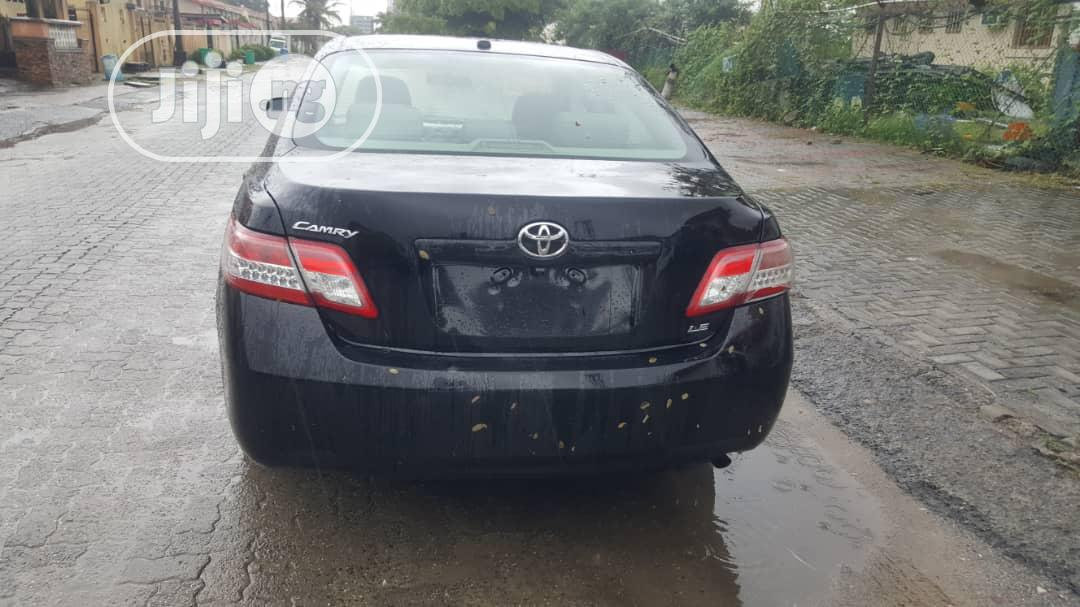 Toyota Camry 2011 Black | Cars for sale in Victoria Island, Lagos State, Nigeria
