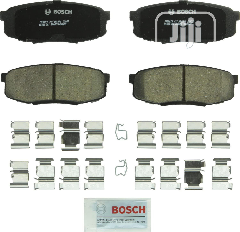 Genuine Toyota Lexus Bosch BC1304 Quietcast Breakpads