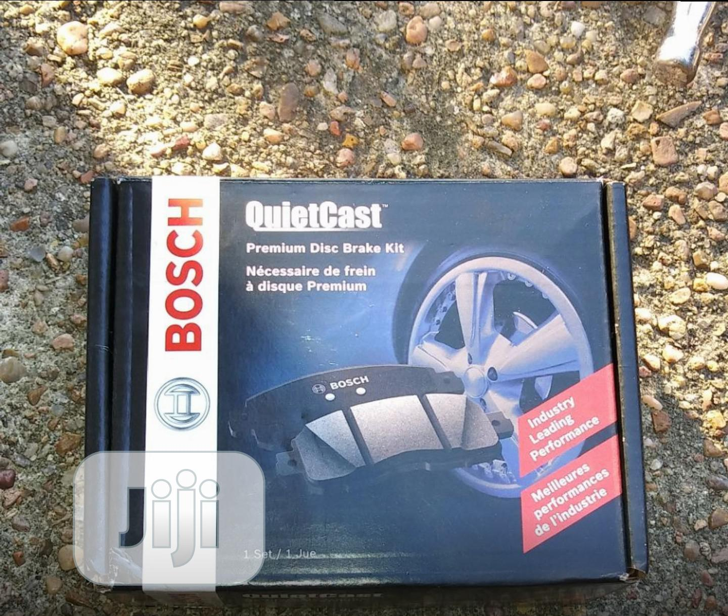 Genuine Toyota Lexus Bosch BC1304 Quietcast Breakpads   Vehicle Parts & Accessories for sale in Central Business Dis, Abuja (FCT) State, Nigeria