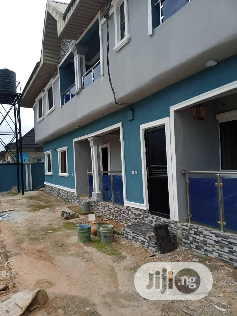 Standard 3-bedroom Apartment Upstairs Off Sapele Road