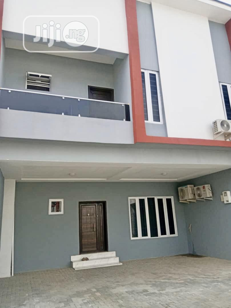 4 Bedroom Terrace House At Roxbury Home 2 | Houses & Apartments For Rent for sale in Lekki Phase 2, Lagos State, Nigeria
