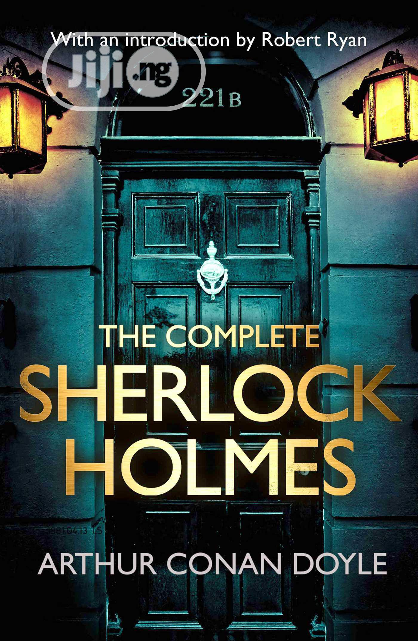 The Complete Sherlock Holmes (2 Volumes)