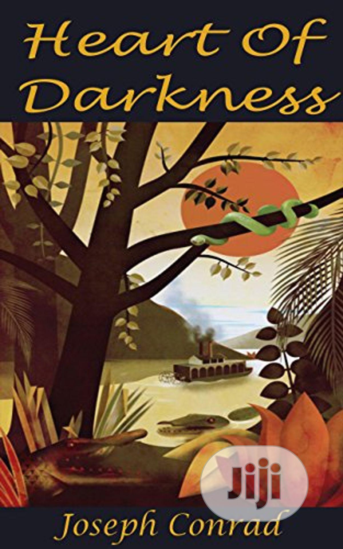 Heart Of Darkness Novella By Joseph Conrad