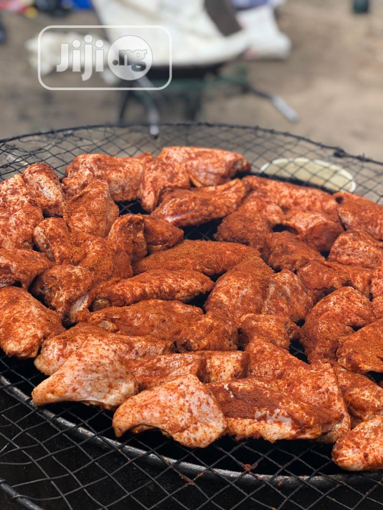 As E Dey Hot Smoked Chicken, Croacker Fish, Turkey Etc | Party, Catering & Event Services for sale in Lekki, Lagos State, Nigeria