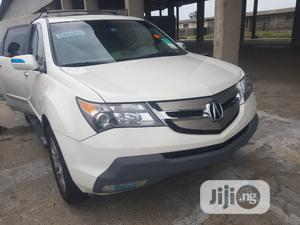 Acura MDX 2008 White | Cars for sale in Lagos State, Apapa
