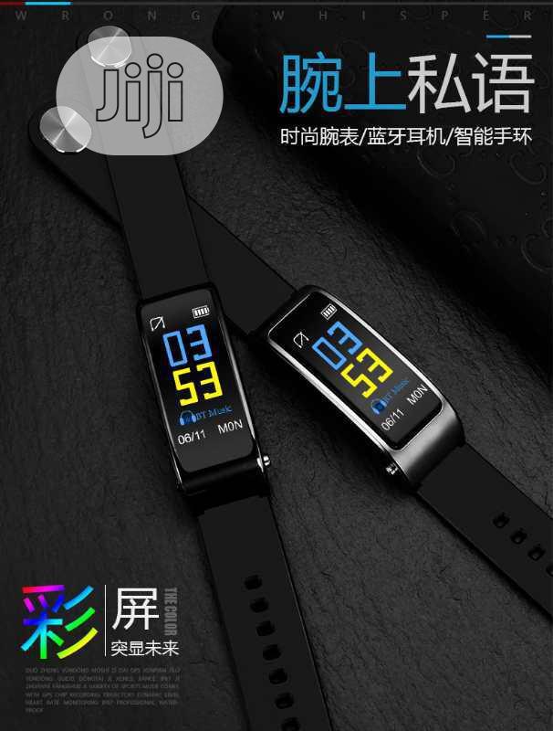 Y3 Plus- Heart Rate Smart Bracelet