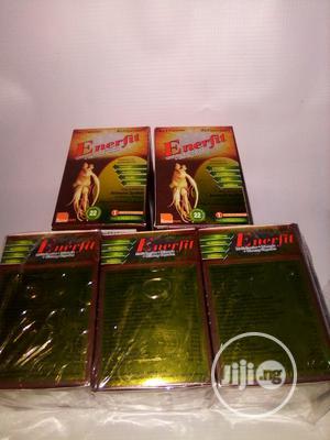 Enerfit Ginseng Multivitamin Capsules | Vitamins & Supplements for sale in Lagos State, Ifako-Ijaiye