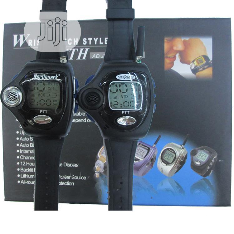 Wrist Watch Walkie Talkie ( Freetalker)
