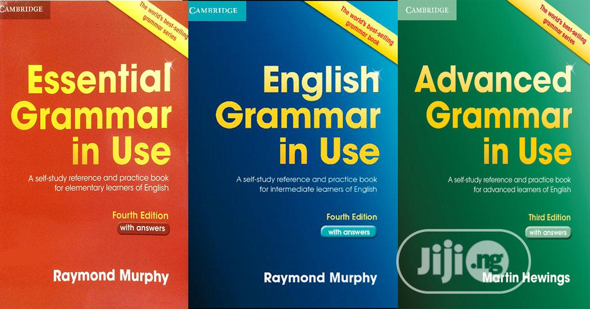 Murphy English Grammar In Use