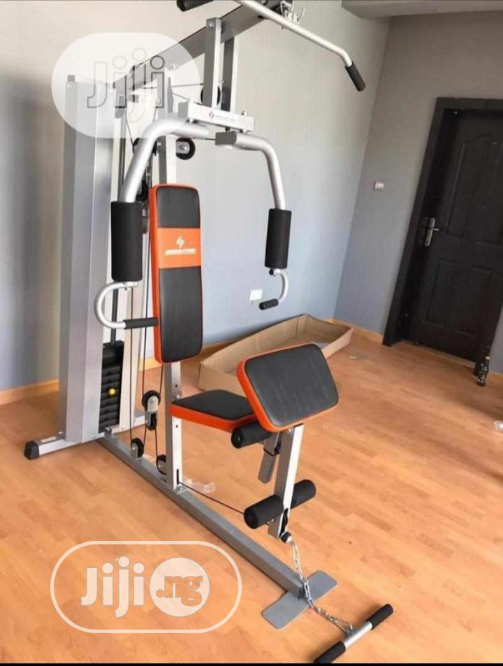 Archive: Brand New Imported Original Commercial One Station Home Gym