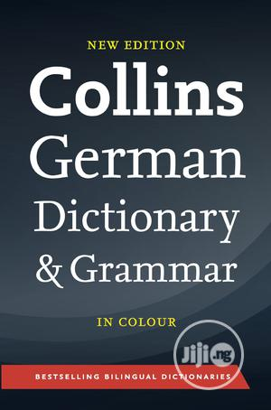 Collins German Dictionary And Grammar   Books & Games for sale in Lagos State, Surulere
