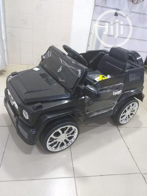 Black Jeep Car With Remote Control (Chargeable)   Toys for sale in Lagos State, Ojodu