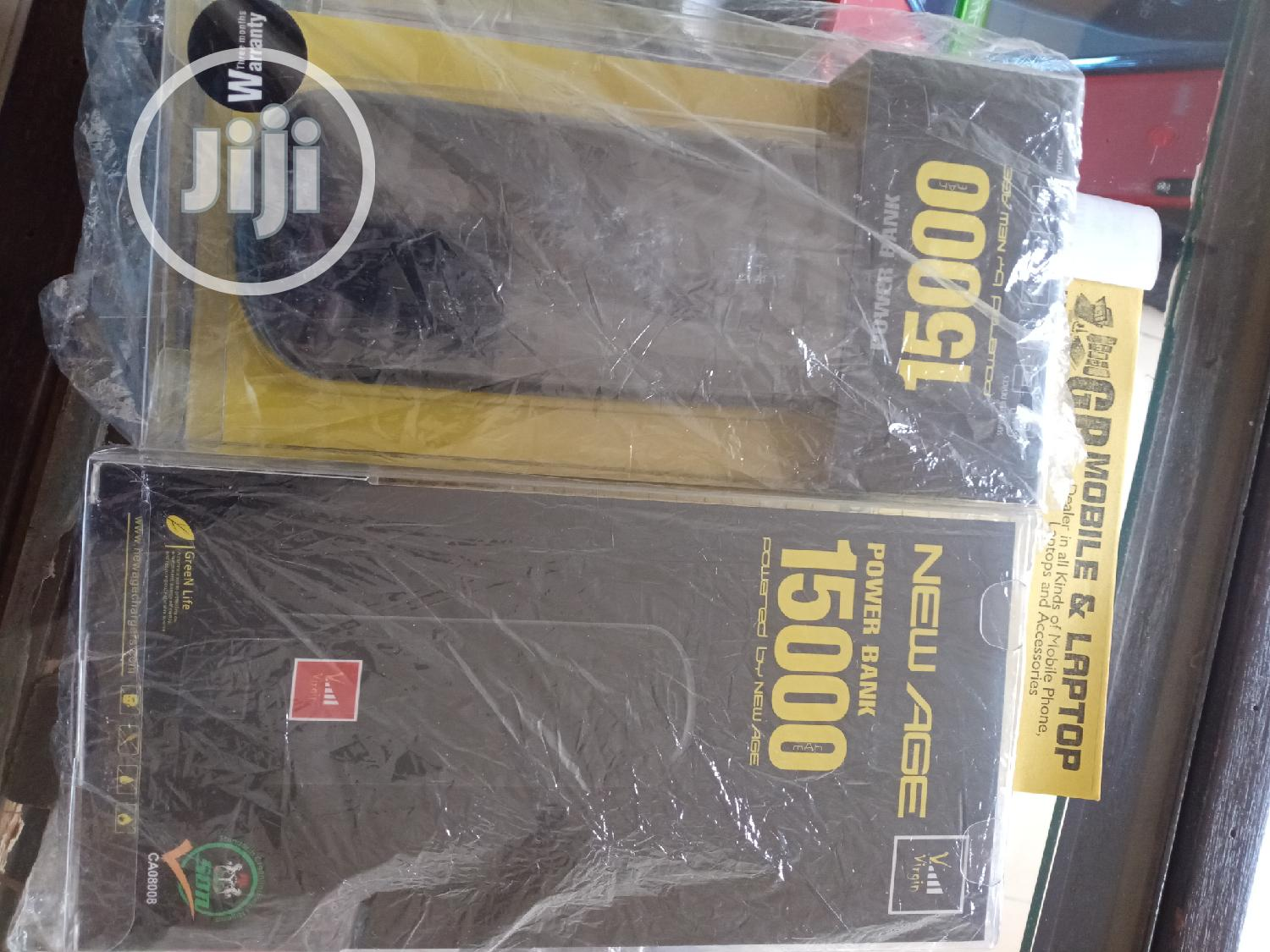 New Age 15000mah   Accessories for Mobile Phones & Tablets for sale in Benin City, Edo State, Nigeria