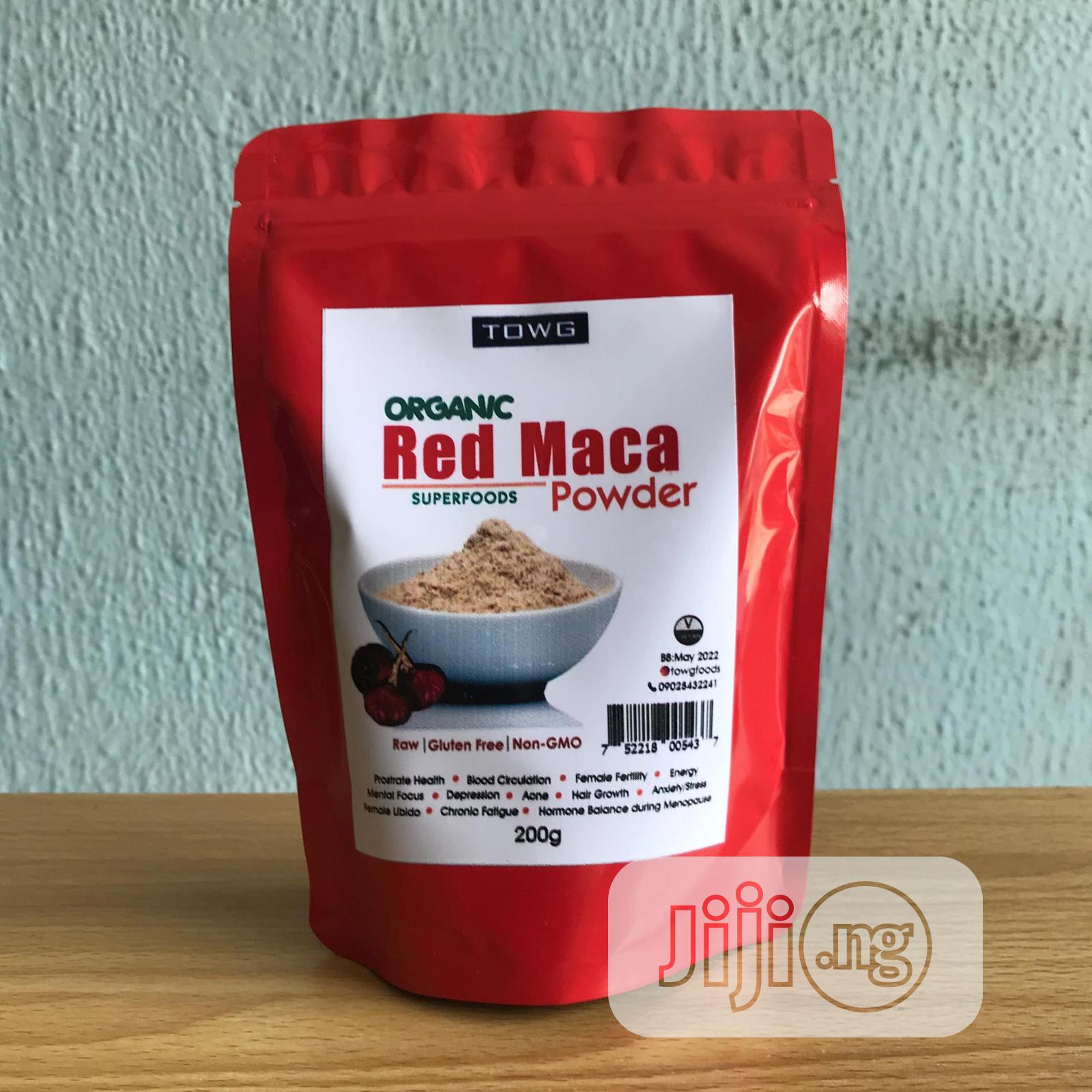 Original Organic Maca Root Powder