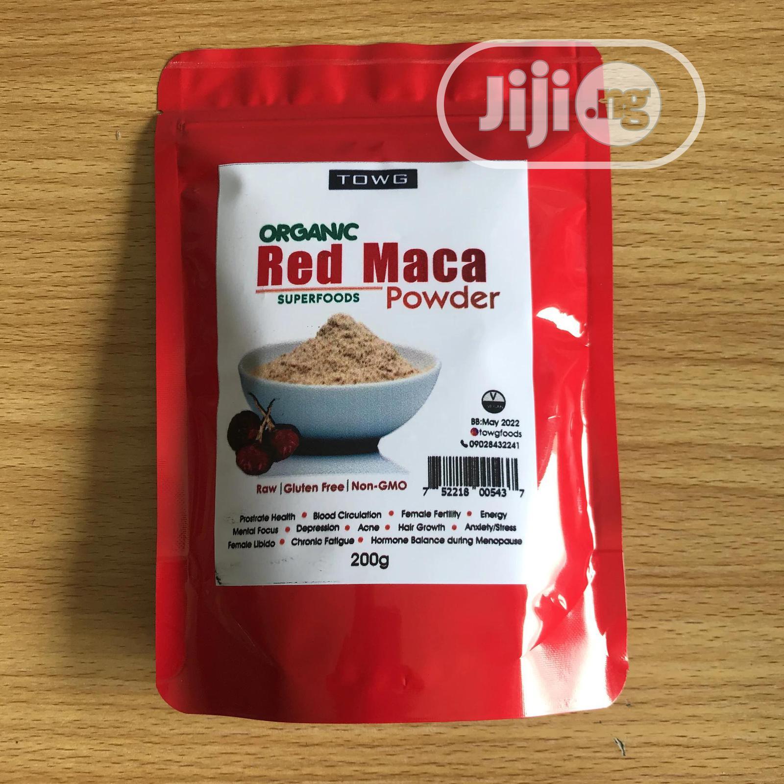 Original Organic Maca Root Powder | Sexual Wellness for sale in Isolo, Lagos State, Nigeria